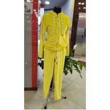 Спортивний костюм велюр мод 820