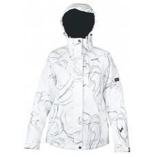 HI-TEC куртка лижна ledy edith white